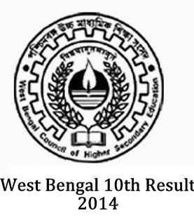 West Bengal Madhyamik Result 2014 to be declared today at